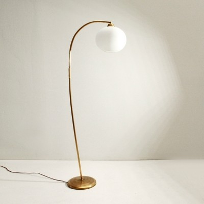 Floor lamp from the forties by unknown designer for unknown producer