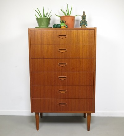 Chest of drawers from the sixties by Gustafssons Broderna for unknown producer