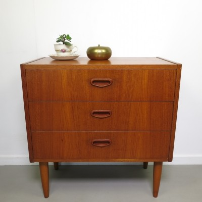 Chest of drawers from the sixties by Bröderna Gustafssons for unknown producer