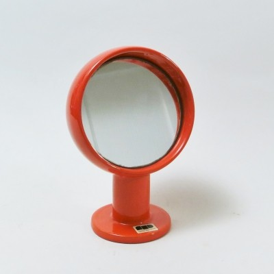 Mirror from the seventies by Ambrogio Pozzi for Franco Pozzi