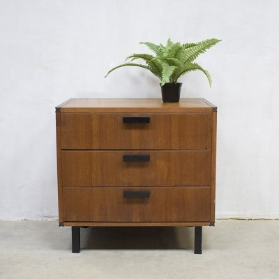 Chest of drawers from the sixties by Cees Braakman for Pastoe
