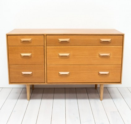 Concord chest of drawers from the sixties by John & Sylvia Reid for Stag