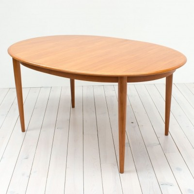 Model 4 dining table from the sixties by unknown designer for Skovmand & Andersen