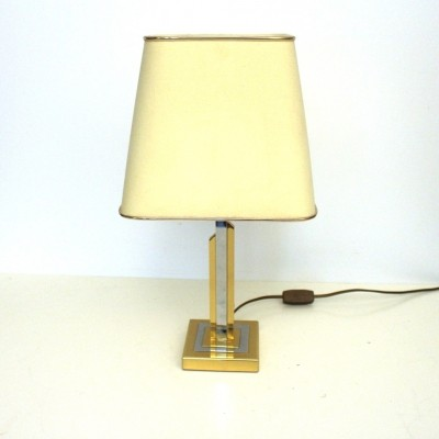 Desk lamp from the eighties by unknown designer for Solken Leuchten