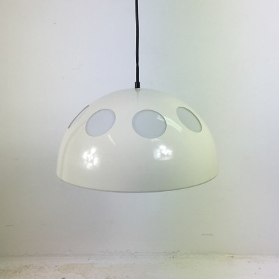 Hanging lamp from the sixties by unknown designer for Raak Amsterdam