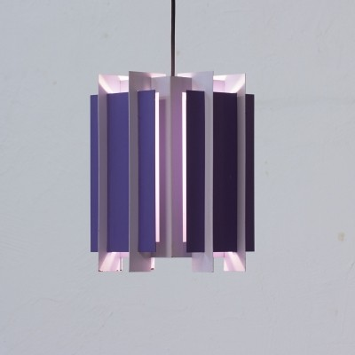 Hanging lamp from the sixties by Bent Karlby for Lyfa