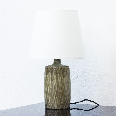 Desk lamp from the fifties by Gunnar Nylund for Rörstrand