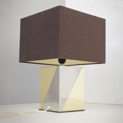 Architectural Table Lamp from the sixties