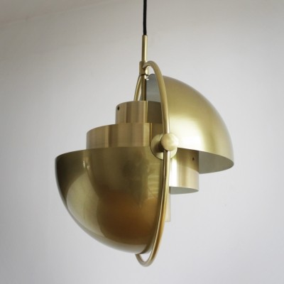 Multi-Lite Pendant by Louis Weisdorf for Lyfa