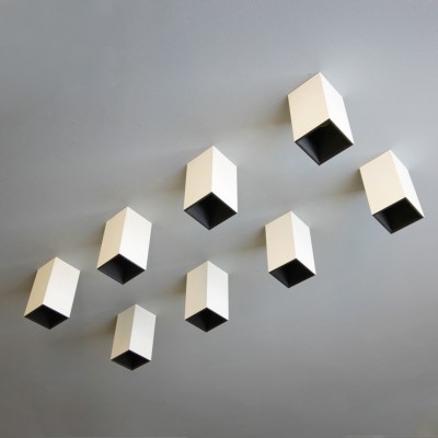 Eight Spot Lights for Hiemstra Evolux, Holland