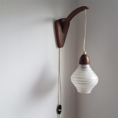 Wall lamp from the fifties by unknown designer for Philips