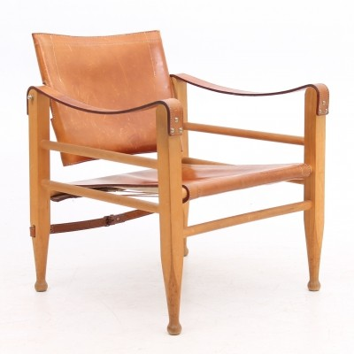 Safari lounge chair from the sixties by unknown designer for unknown producer