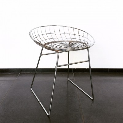 Stool from the sixties by Cees Braakman for Pastoe