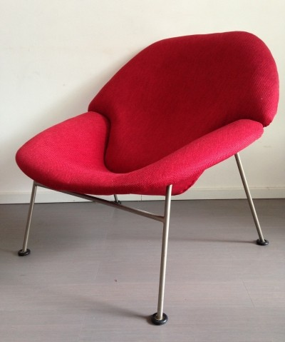 Model 555 lounge chair from the fifties by Pierre Paulin for Artifort