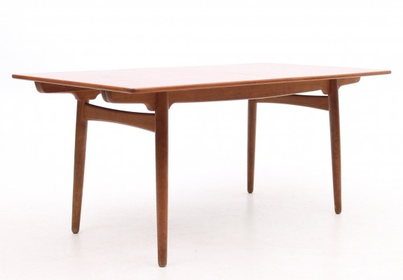 AT 310 dining table from the fifties by Hans Wegner for Andreas Tuck