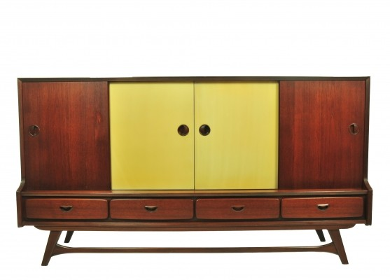Sideboard from the sixties by Louis van Teeffelen for Wébé