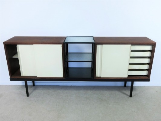 Bornholm/kw63 sideboard from the fifties by Martin Visser for Spectrum