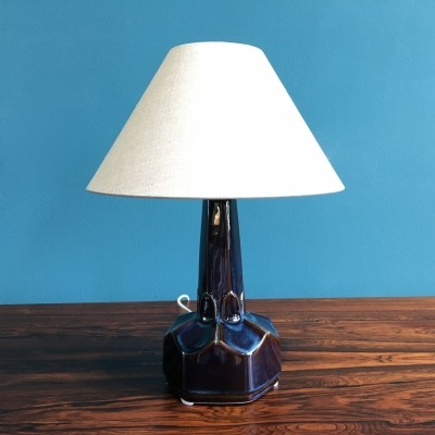 Desk lamp by Einar Johansen for Søholm, 1960s