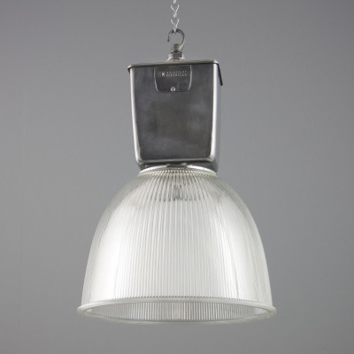 24 x Holophane hanging lamp, 1960s