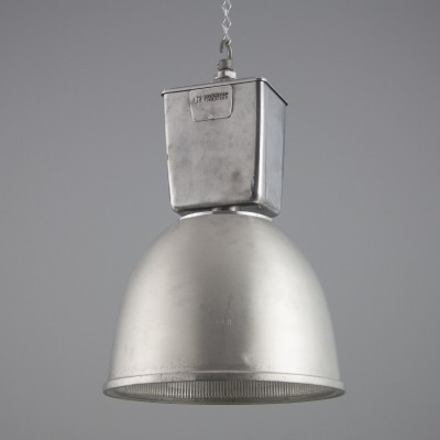 24 hanging lamps from the sixties by unknown designer for Holophane
