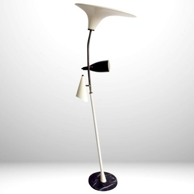 Italian Midcentury floor light