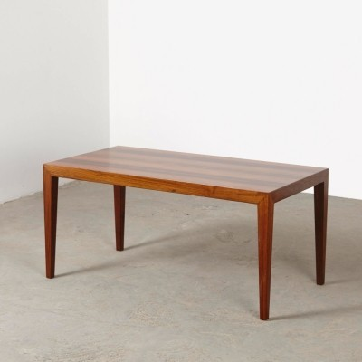 Coffee table from the sixties by Severin Hansen Jr for Haslev Møbelsnedskeri