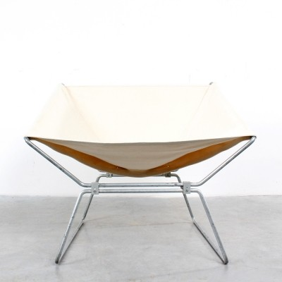 AP14 lounge chair by Pierre Paulin for Polak, 1960s