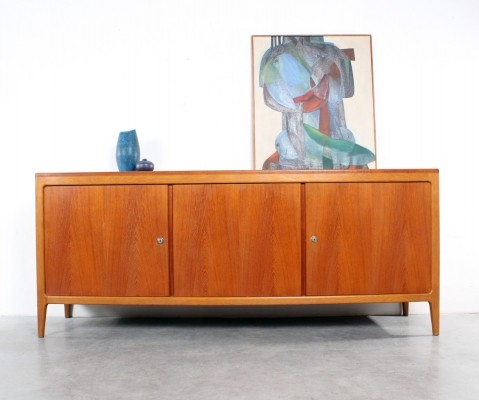 Sideboard by Hartmut Lohmeyer for Wilkhahn, 1960s