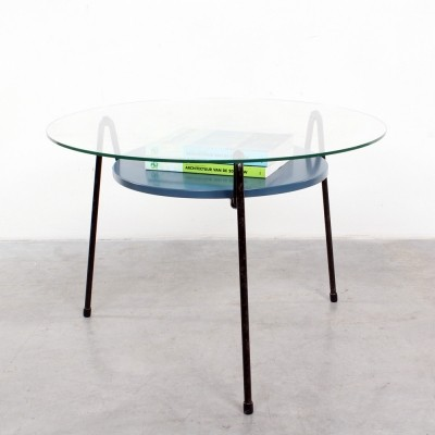 Mosquito coffee table from the fifties by Wim Rietveld for Gispen