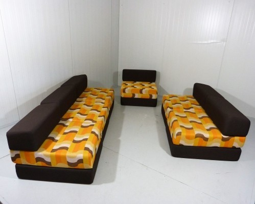 Modulair Seat & Bed Elements