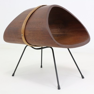 Magazine Stand by Carl Auböck, 1950s