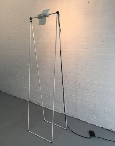 Floor lamp from the eighties by unknown designer for Castaldi