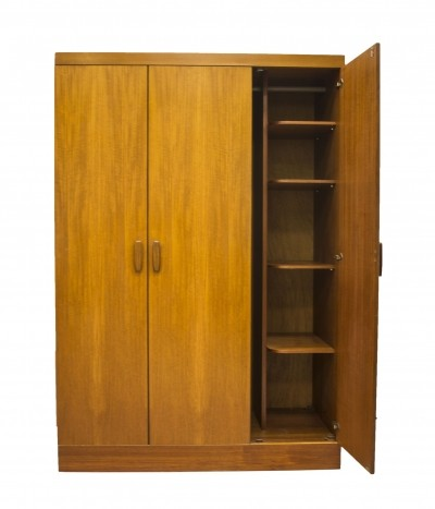 Quadrille cabinet by R. Bennet for GPlan, 1950s