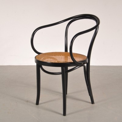 Dinner chair by Gebr. Thonet for Thonet, 1960s