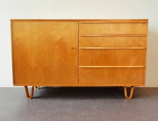 DB01 sideboard by Cees Braakman for Pastoe, 1950s