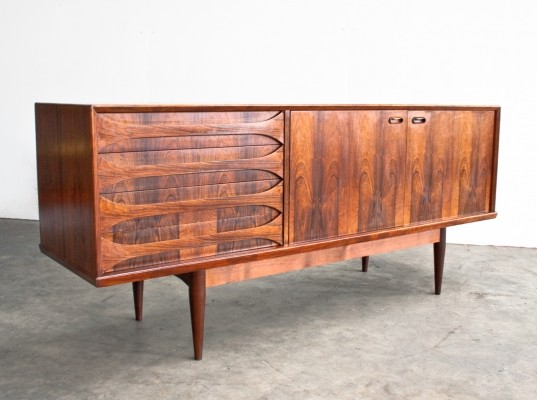 Paola sideboard from the fifties by Oswald Vermaercke for V Form