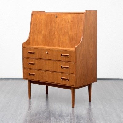 Writing desk from the sixties by Gunnar Nielsen Tibergaard for Nielsen Mobelfabrik