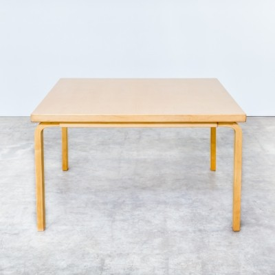 82A dining table from the sixties by Alvar Aalto for Artek