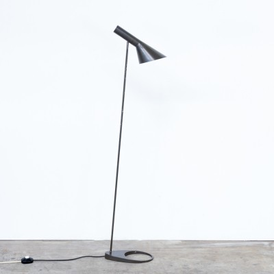 AJ floor lamp from the sixties by Arne Jacobsen for Louis Poulsen
