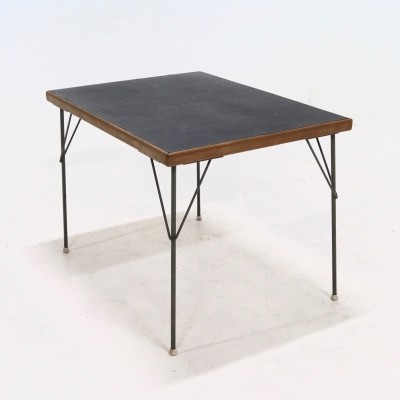 No. 530 dining table from the fifties by Wim Rietveld & André Cordemeyer for Gispen