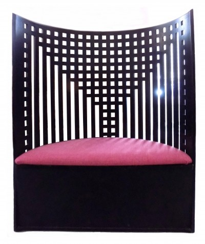 Willow chair by Charles Renee Mackintosh