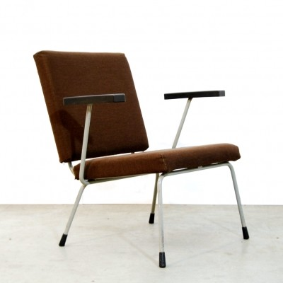 Model 415/1401 arm chair by Wim Rietveld for Gispen, 1950s