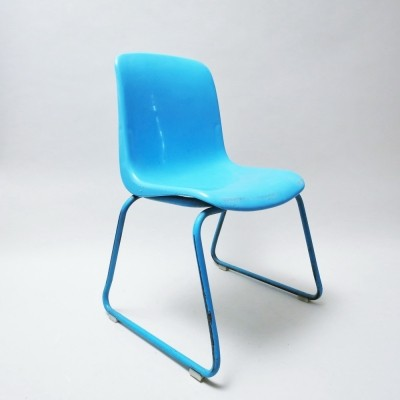 Chair children furniture from the seventies by unknown designer for Grosfillex