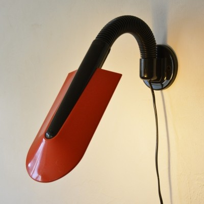 Wall lamp from the seventies by unknown designer for Fagerhults