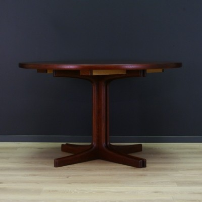 Dining table from the seventies by unknown designer for Skovby Mobelfabrik