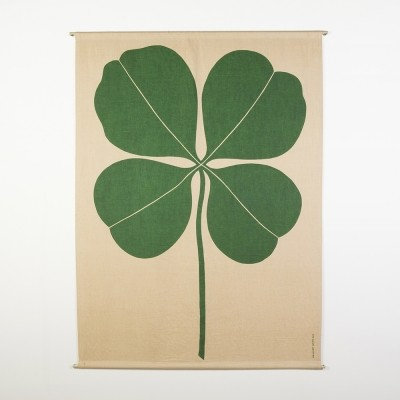 Original 'Four-Leaf Clover' Alexander Girard Enrichment Wall Panel