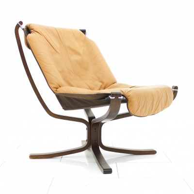 Falcon lounge chair from the sixties by Sigurd Resell for Vatne Møbler
