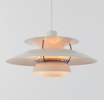 PH 5 hanging lamp from the fifties by Poul Henningsen for Louis Poulsen