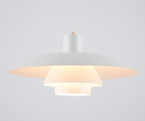 2 x PH 4/3 hanging lamp by Poul Henningsen for Louis Poulsen, 1960s
