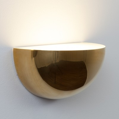 3 Quarto wall lamps from the eighties by Claus Bonderup & Torsten Thorup for unknown producer